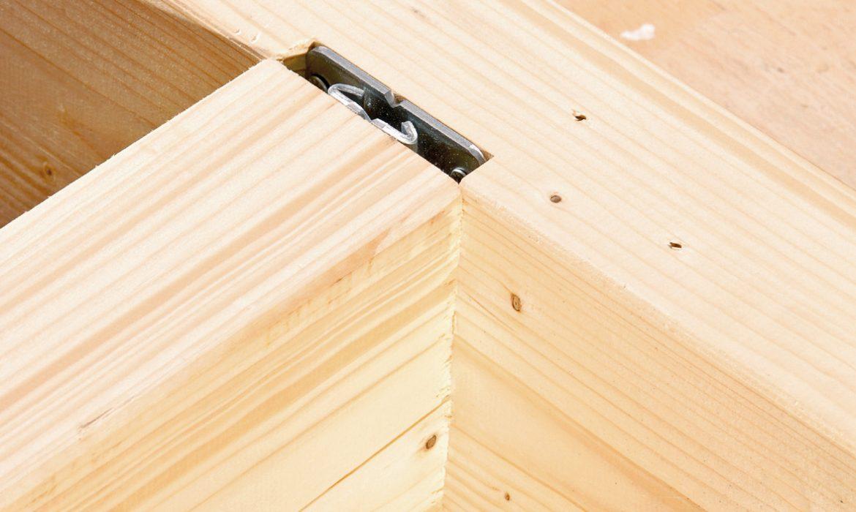 Łatwiejsze wykonanie zmian podczas budowy konstrukcji