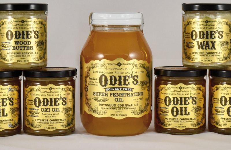 Naturalne oleje iwoski Odie's