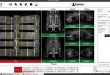 Autorski system wizyjny kontroli jakości do pomiaru i klasyfikacji