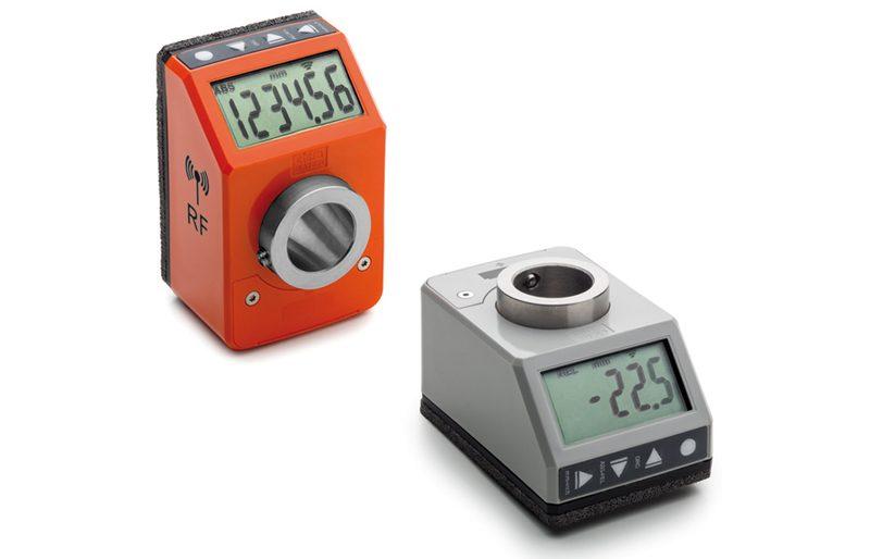 Szybkie ipowtarzalne nastawianie maszyn przez elektroniczny system