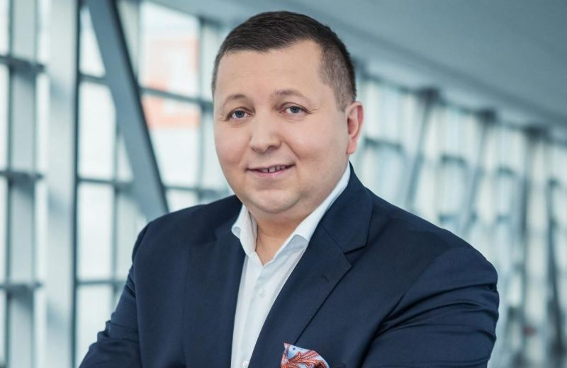 Tomasz Kobierski został nowym prezesem Grupy MTP