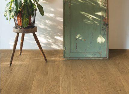 Łatwiejsza pielęgnacja wielowarstwowych podłóg drewnianych