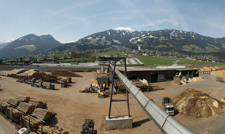 Czy Austriacy wybudują tartak pod Olsztynem?