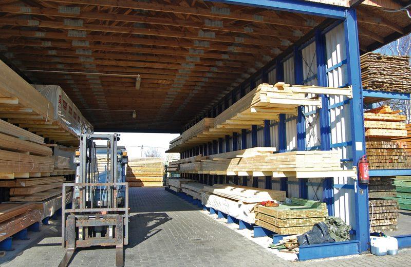 Spadek sprzedaży drewna jest widoczny, ale nie ma katastrofy