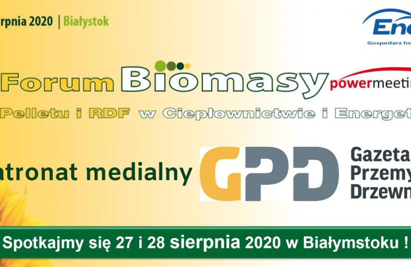 Zapraszamy na Forum Biomasy