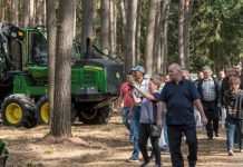 "Fenomen drewna – konferencja ""Forum Biomasy"" na targach EKO – LAS"