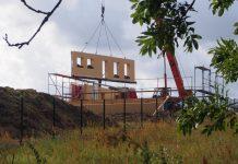 5 dni do gotowego domu – pierwszy w Polsce budynek z systemowych prefabrykatów STEICO powstał w Lubaszu