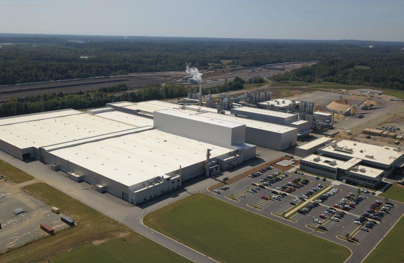 Ruszyła produkcja w amerykańskiej fabryce EGGER