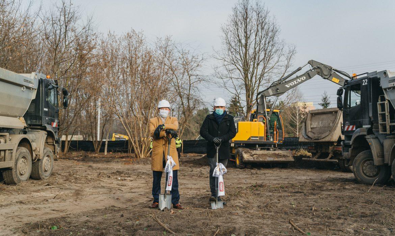 Inwestycja PDD w Łodzi oficjalnie ruszyła