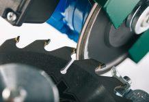 Mikroruch ostrzarki zapewnia perfekcyjną dokładność ostrzenia