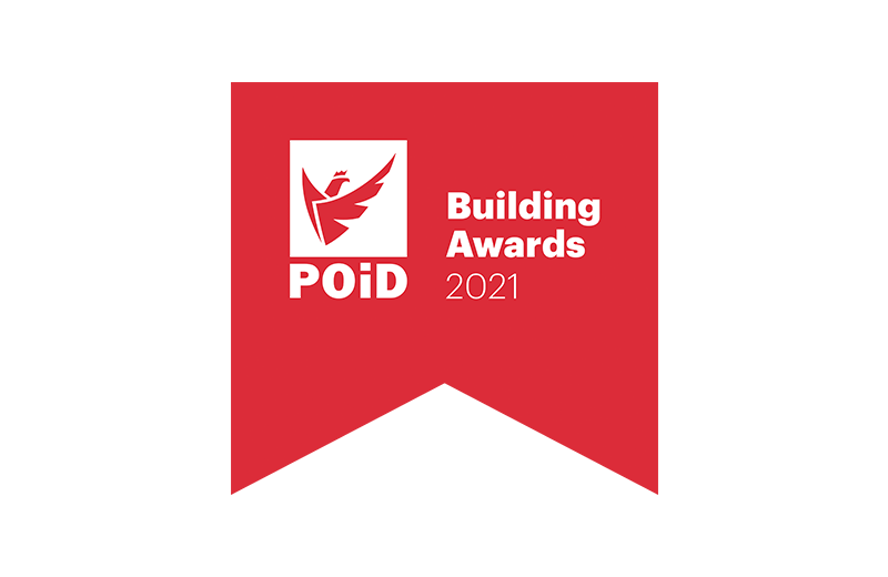 Konkurs POiD Building Awards 2021
