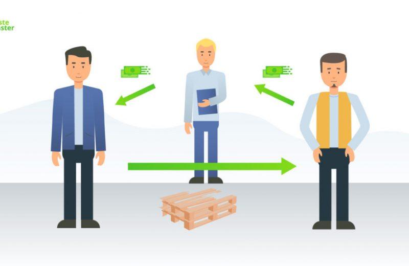 WasteMaster umożliwia efektywne zarządzanie poprodukcyjnymi produktami w branży drzewnej