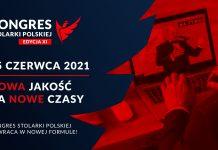 Kongres Stolarki Polskiej też online