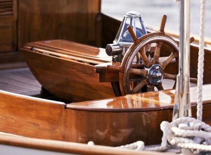 Drewno a żegluga