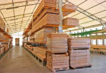Z regałami efektywniejsze handlowanie materiałami drzewnymi