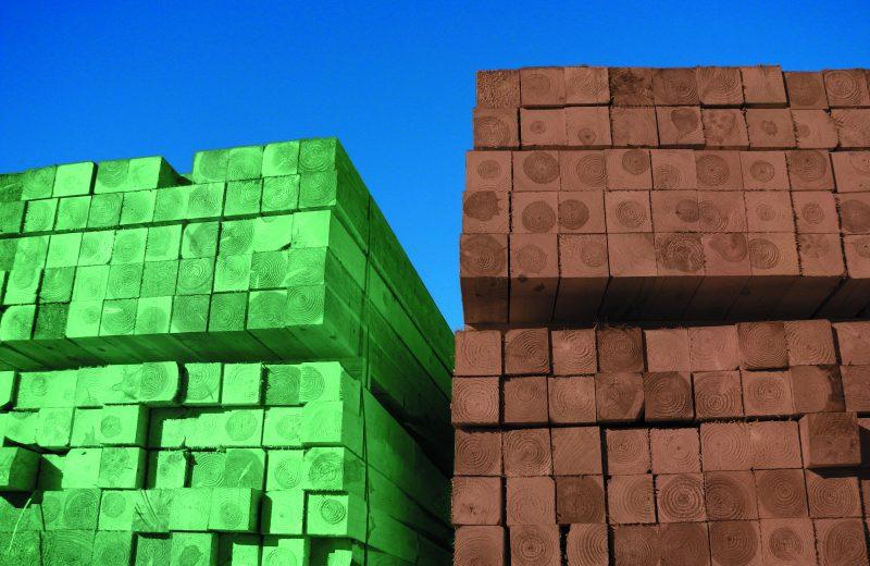 Specjalistyczne produkty firmy Dekspol zapewniają pełną ochronę drewna
