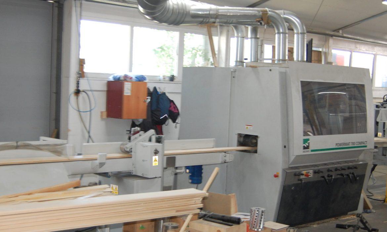 W pełni wykorzystywany potencjał przeróbczy trzech maszyn