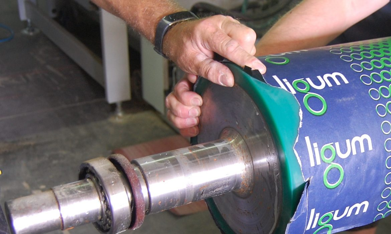Pierwsza linia lakiernicza BÜRKLE wyposażona w tuleje EOS Sleeves