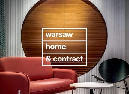 Już za tydzień startuje piąta edycja targów Warsaw Home & Contract