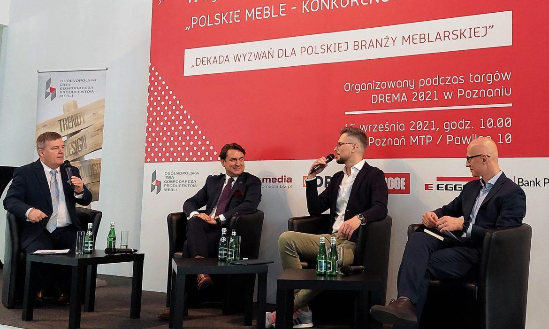 Wyzwania dla polskiego meblarstwa na dziś i jutro